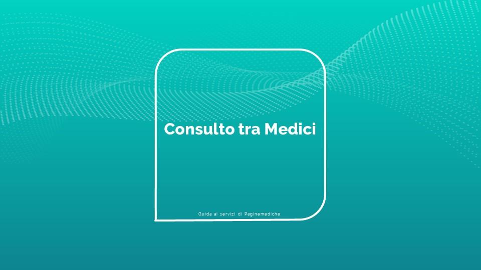 Guida al Consulto tra Medici